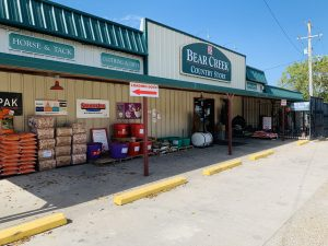 Bear Creek Country Store, Leonard TX