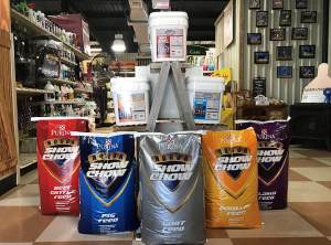Show Feeds and Supplements at Bear Creek Country Store