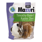 Mazuri Rabbit Diet with Timothy Hay Feed Bag