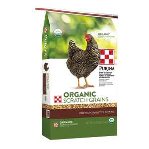 Purina Organic Scratch Grains Bag