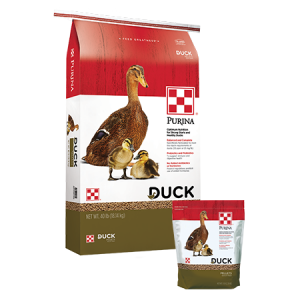 Purina Duck Feed Pellets Bag