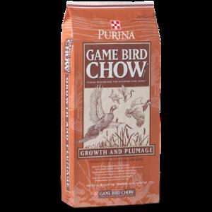 Purina Game Bird Chow Bag