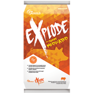 Sunglo Explode Feed Bag