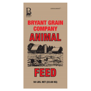 Bryant 16% Sheep & Goat Medicated Pellet