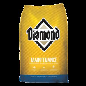 Diamond Maintenance Dog Food Bag