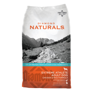 Diamond Naturals Extreme Athlete Dog Food Bag
