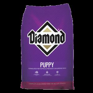 Diamond Puppy Food Bag
