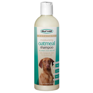 Durvet Naturals Basics Oatmeal Pet Shampoo Bottle