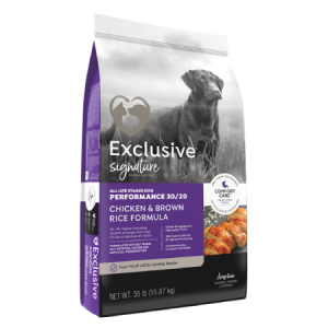 Exclusive Signature Performance 20/30 Chicken & Brown Rice feed bag