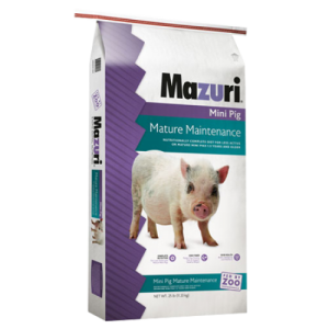 Mazuri Mini Pig Mature Maintenance
