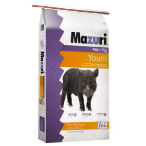 Mazuri Mini Pig Youth Feed Bag