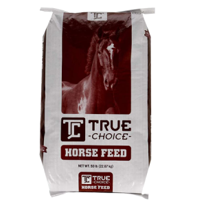 Purina Animal Nutrition True Choice Equine 12 Textured Sweet Feed 50 Bag