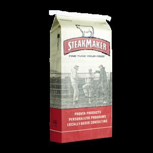 Purina SteakMaker Feeds Bag
