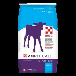 Purina Ampli-Calf Starter 20 Feed Bag