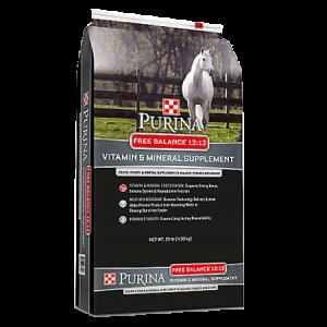 Purina Free Balance 12:12 Vitamin & Mineral Supplement Bag