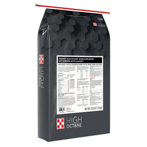 Purina High Octane Fly Control Supplement With ClariFly