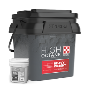 Purina High Octane heavy weight topdress tub