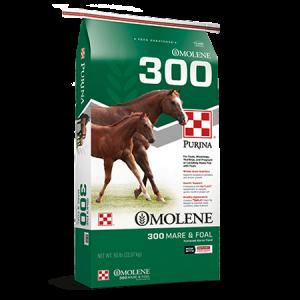 Purina Omolene 300 Growth Mare & Foal Feed Bag