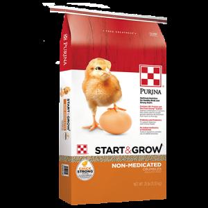 Purina Start & Grow Non-Medicated