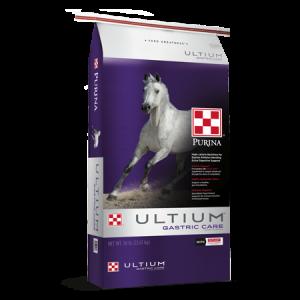Purina Ultium Gastric Care Horse Feed Bag