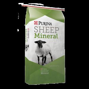Purina Sheep Mineral Bag
