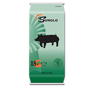 Sunglo 18-G Pig Feed