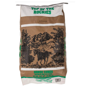Top of the Rockies Horse Cubes Bag